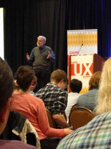 Don Norman at Game UX Summit